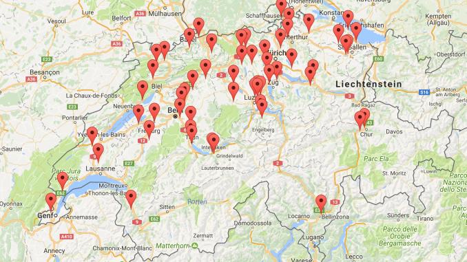 Wohnmobil mieten Schweiz, Wohnmobil mieten günstig
